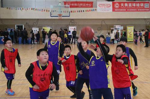 太仓女生篮球培训学校